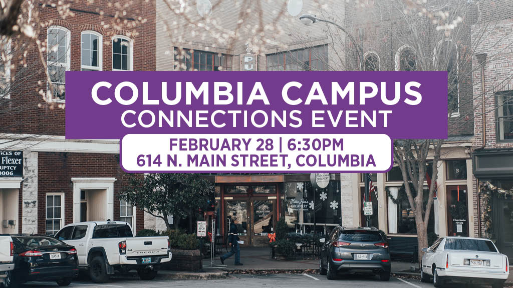 Columbia Campus Connections Event
