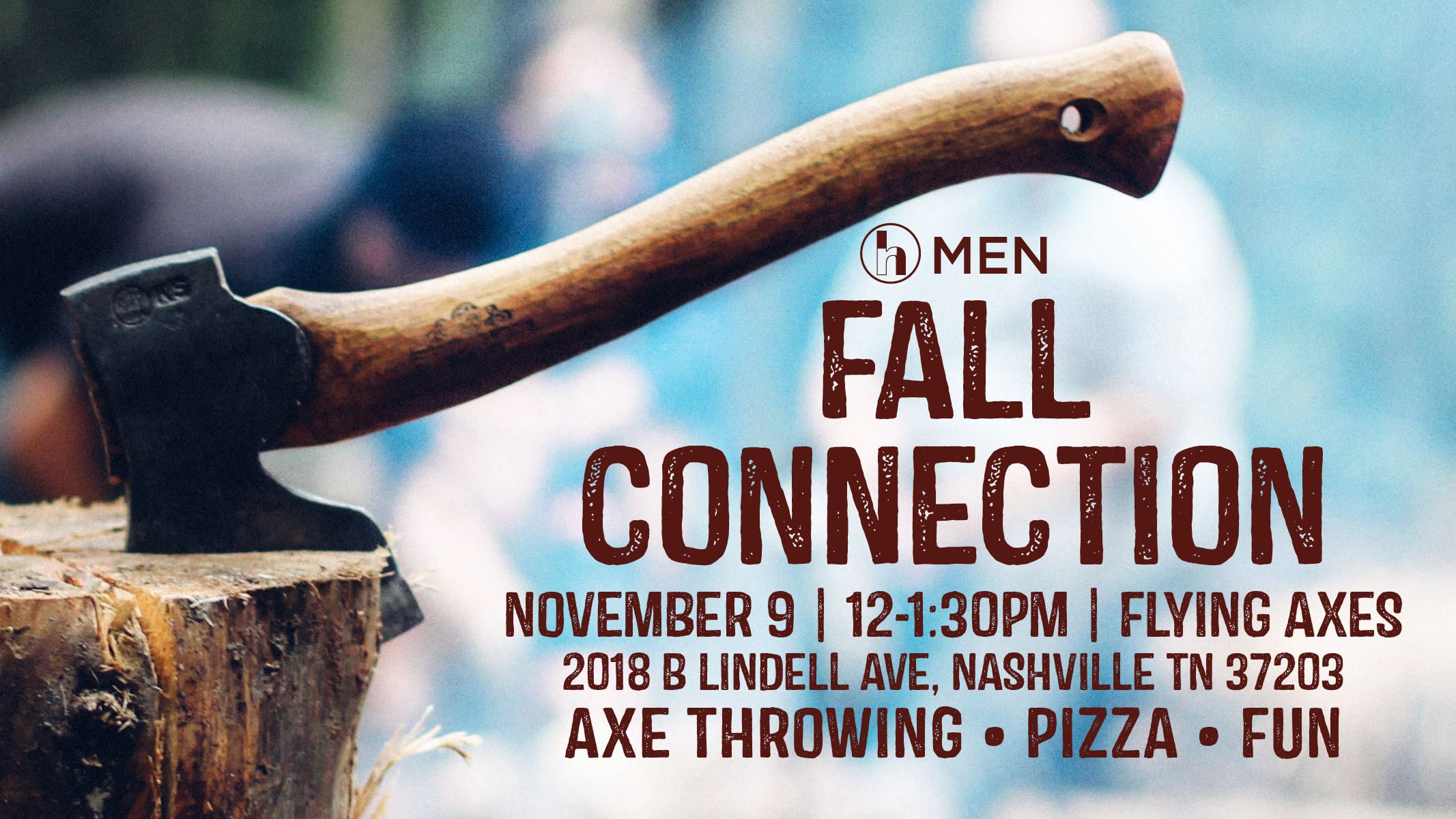 Men's Fall Connection