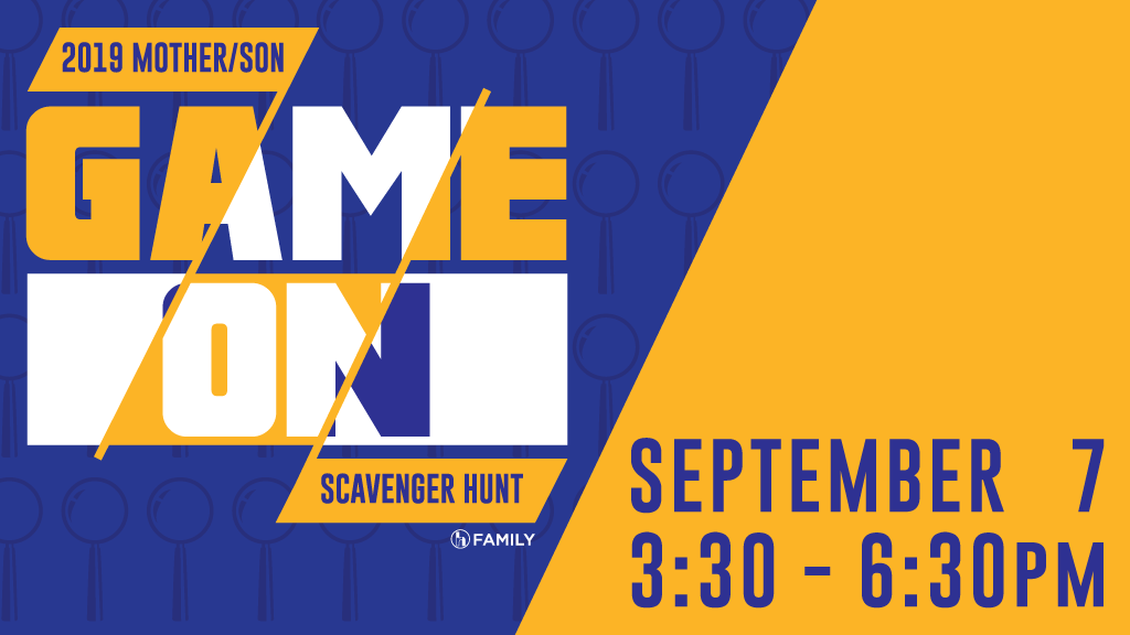 Game On | Mother-Son Event