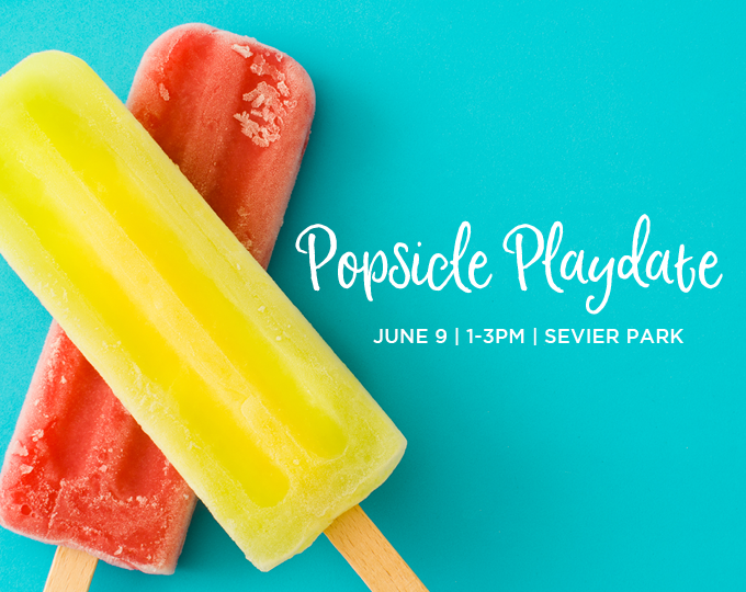 Popsicle Playdate | July